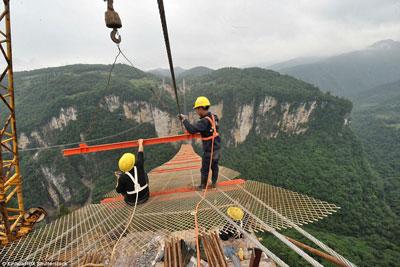 Wire-Sling-untuk-konstruksi-pembangunan-jembatan
