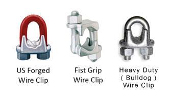 Jual Wire Clip Crosby