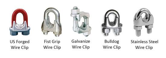 Jual Wire Clip
