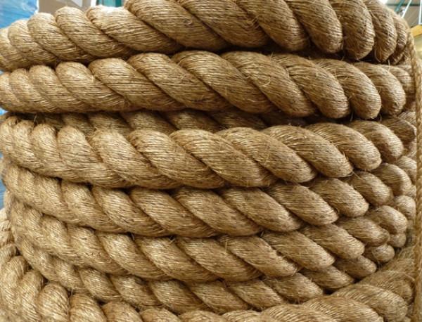 Tali Kepang Asli dan Berkualitas dari serat alami pohon abaca