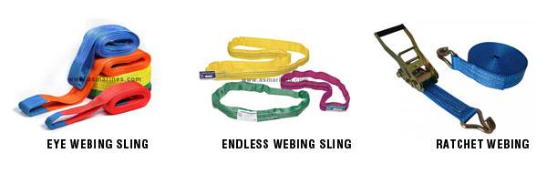 Jenis Webing